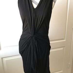 Impeccable pig little black dress
